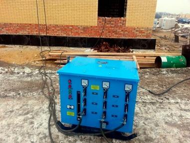 Трансформатор ТСЗ-80 кВт