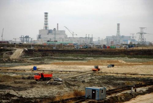 Поставка опалубки для Курской АЭС