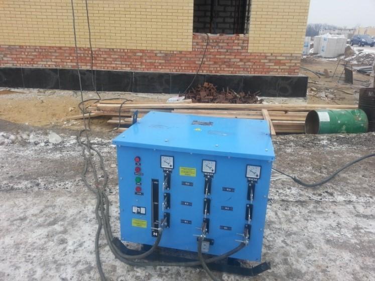 Трансформатор ТСЗД-80 кВт